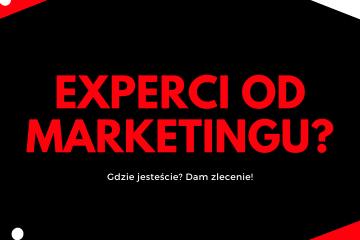 Rekrutacja expert od marketingu
