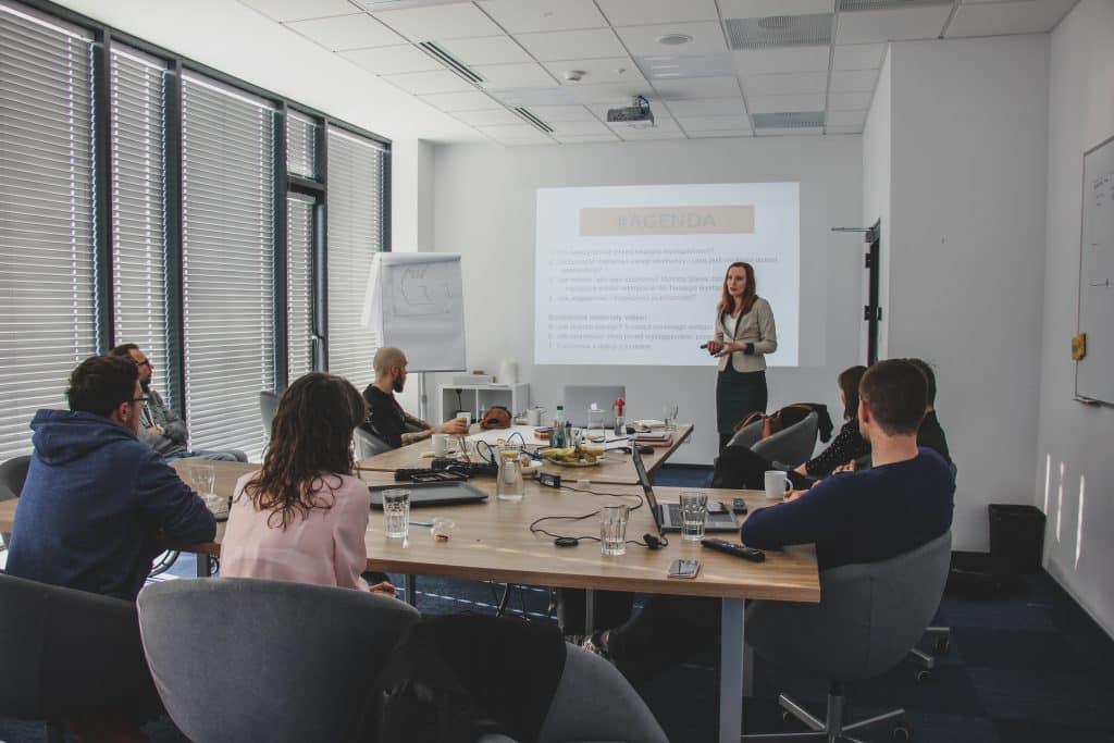 prezentacja i szkolenie