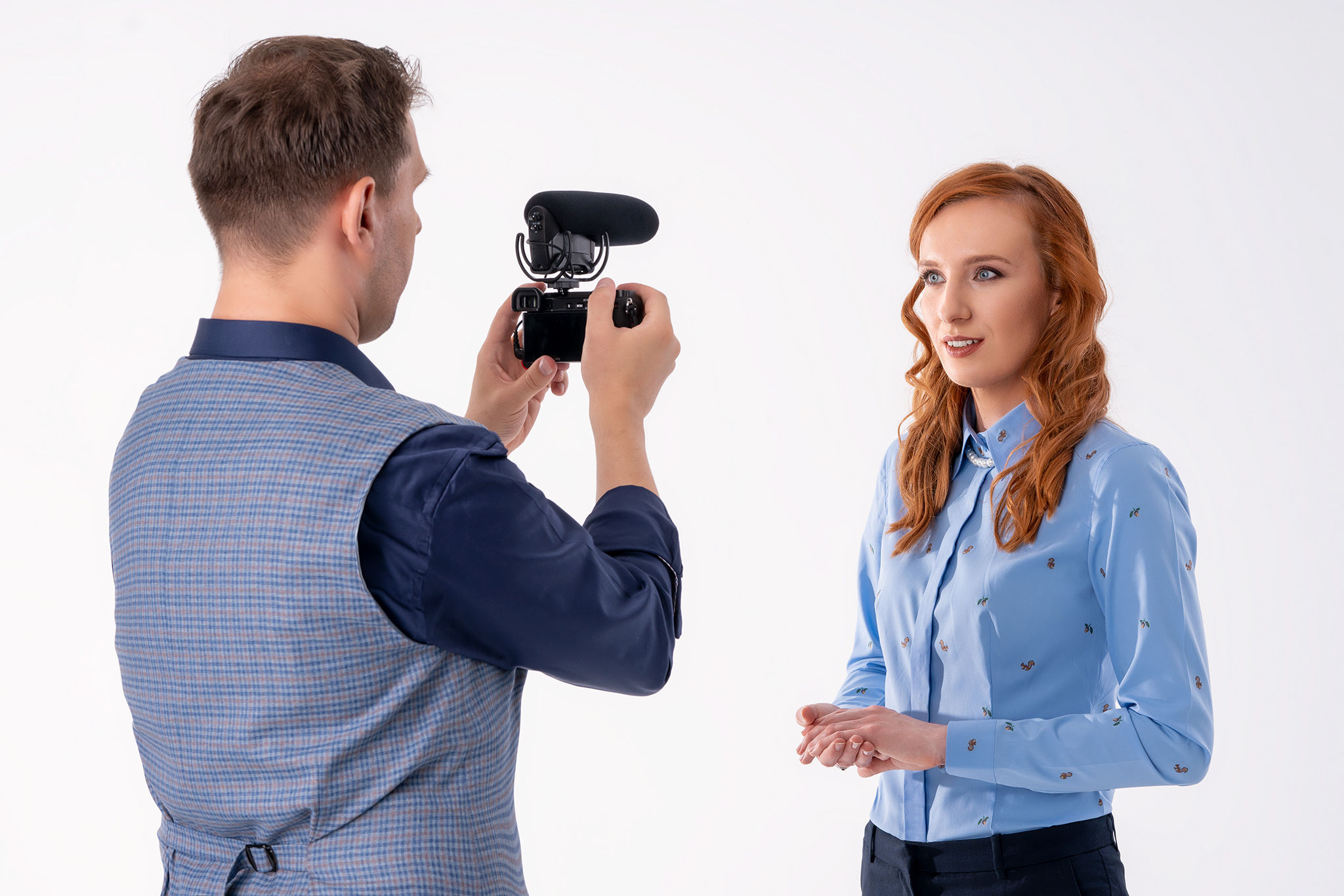 Nagranie video, webinar, reklama Anna Pro